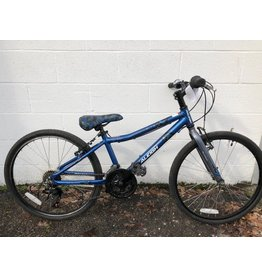 Raleigh PRE-OWNED RALEIGH MTN SCOUT 24""