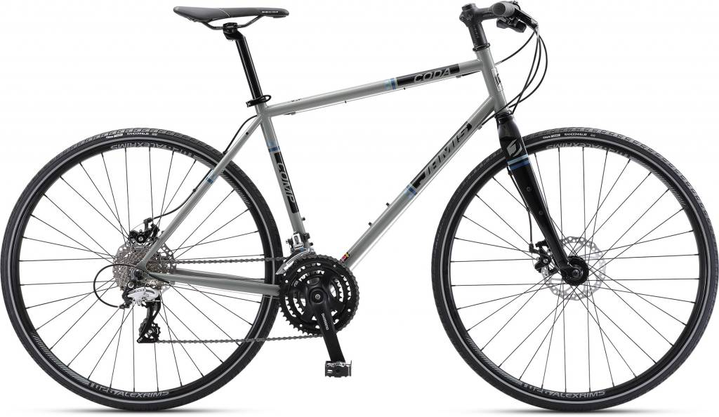 Jamis Jamis Coda Comp 19 Pewter 2018 Solon Bicycle