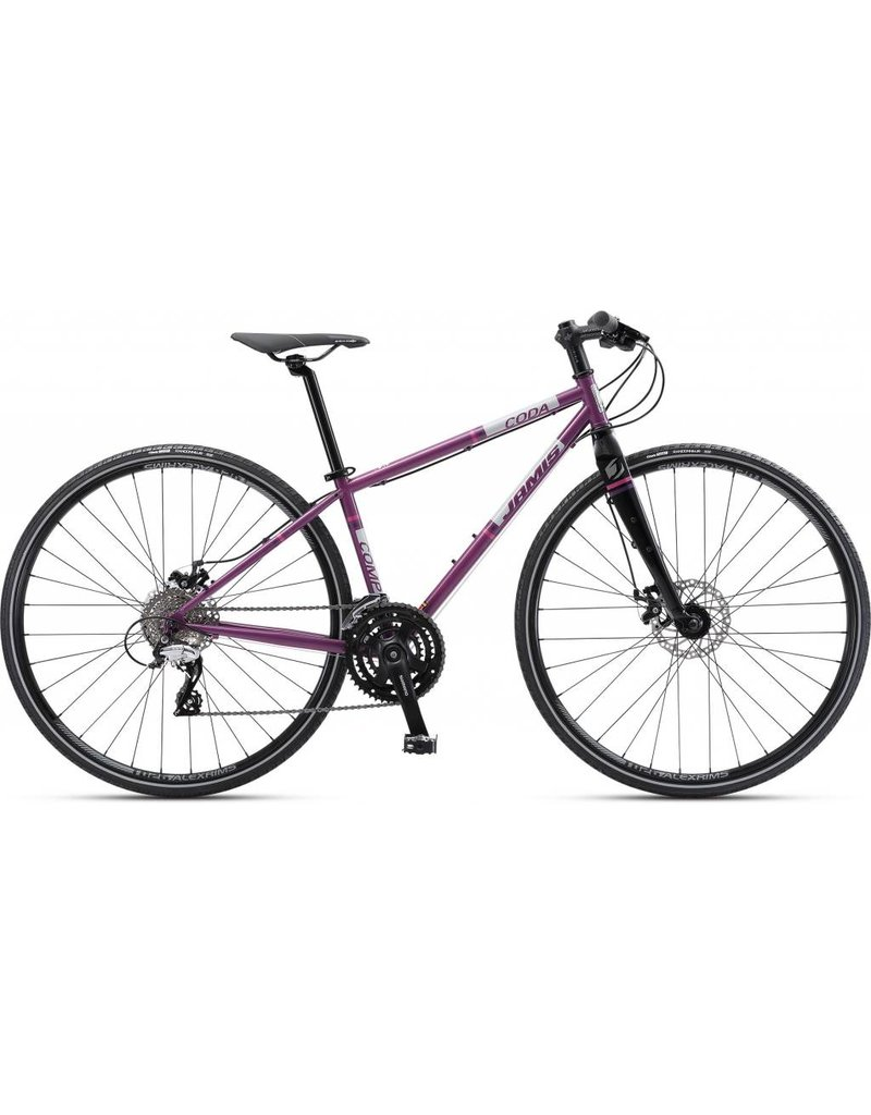 Jamis JAMIS CODA-COMP 18W PURPLE 2018-031761