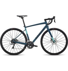 Specialized SPEC DIVERGE-WMN-E5 TEAL 52 2018-95418-8352
