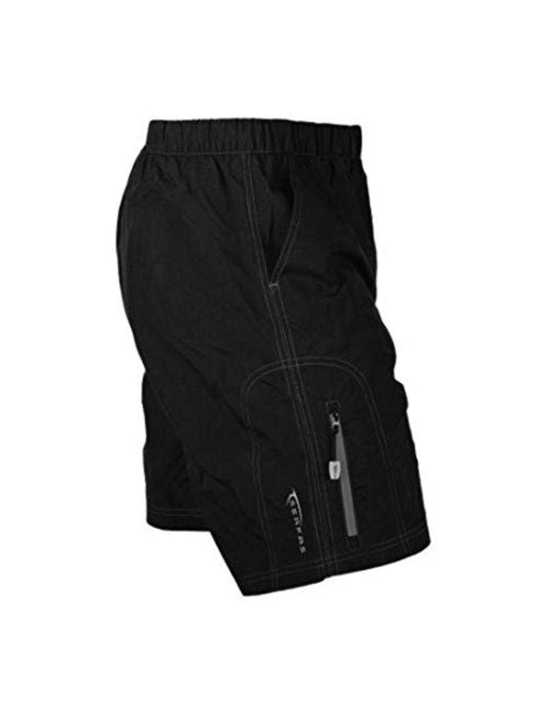Serfas SHORT WOM BAGGY SERFAS ANGEL MD BLK