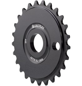 Salt Plus CHAINRING BMX 25 SALT+ SOLIDUS BLK