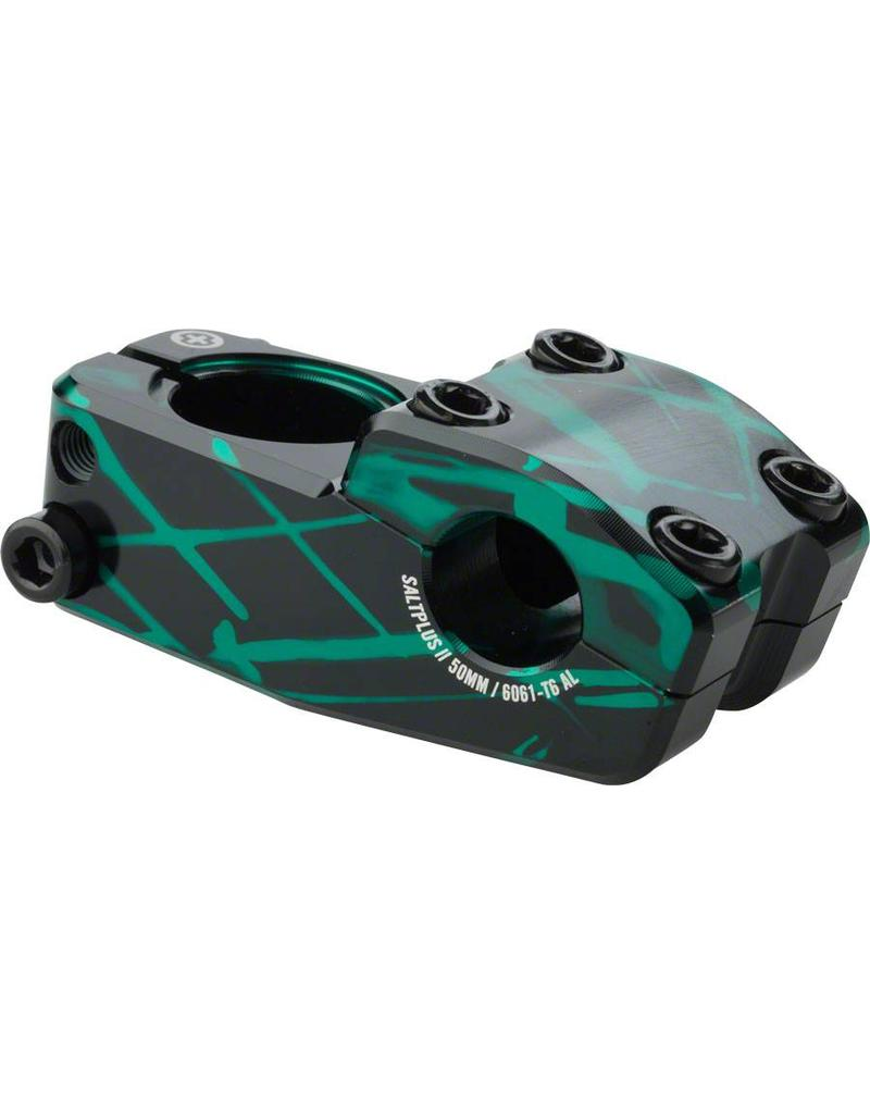 Salt Plus STEM BMX SALT+ CENTER V3 TOP 50MM BLK/GRN