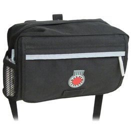 Banjo Brothers BAG H/BAR BANJO BROS MD BLK