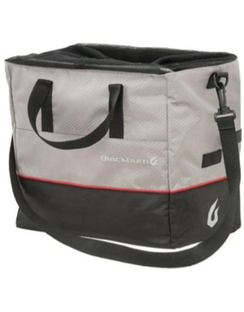 BAG PANNIER BLACKBURN GROCERY BLK/GRY EACH*