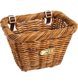 BASKET FRNT NANTUCKET CISCO RECTANGLE HONEY