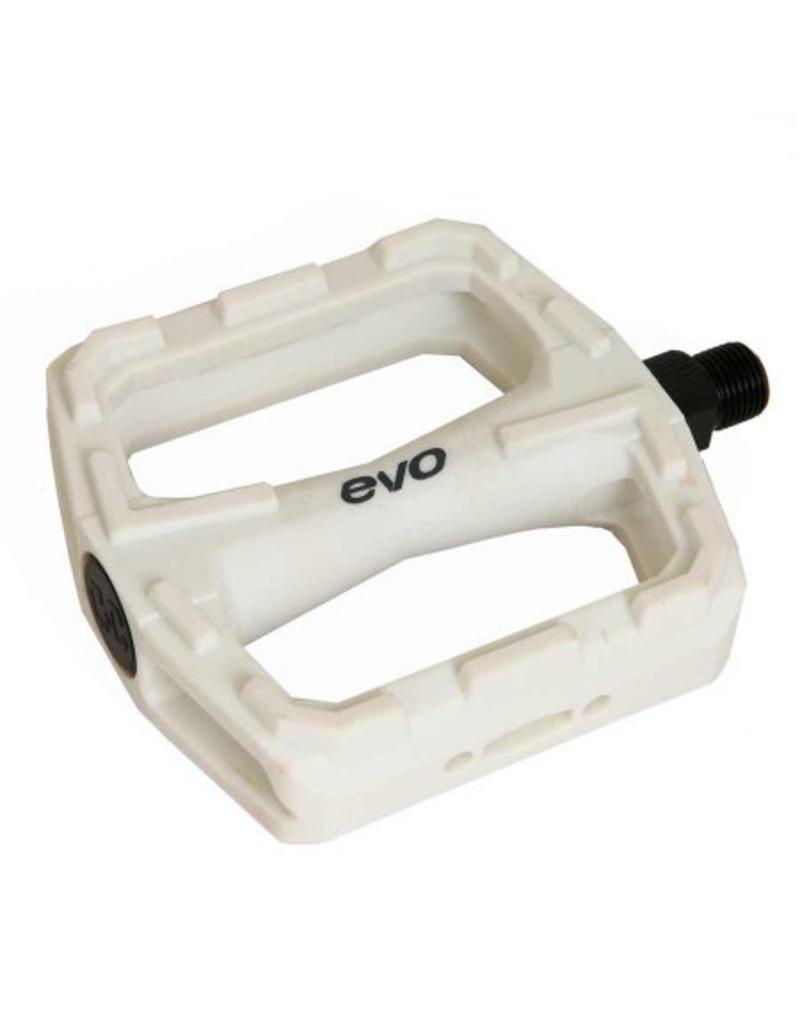 EVO PEDAL 9/16 BMX EVO PC WHITE