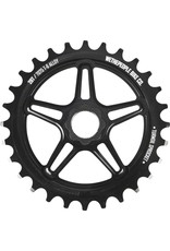 We The People CHAINRING BMX 25 WTP TURMOIL SPLINE BLK