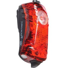 NiteRider LIGHT REAR NR SENTINEL 2W USB