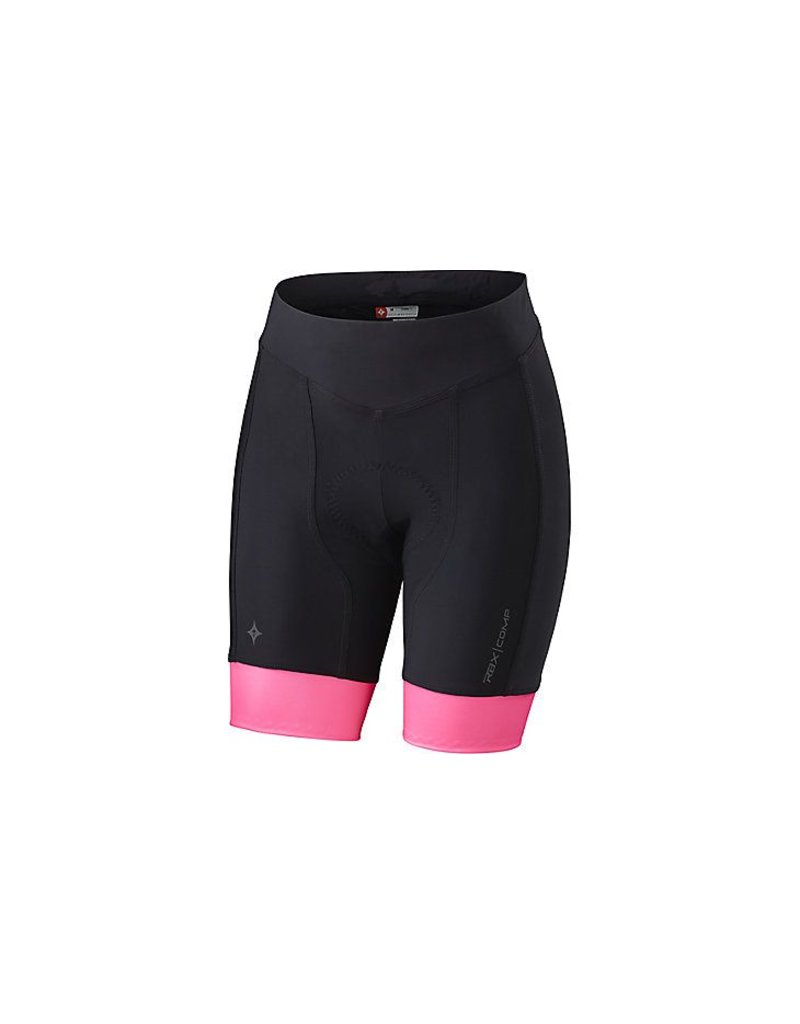 Specialized SHORT WOM SPEC RBX COMP BLK/PINK MD*