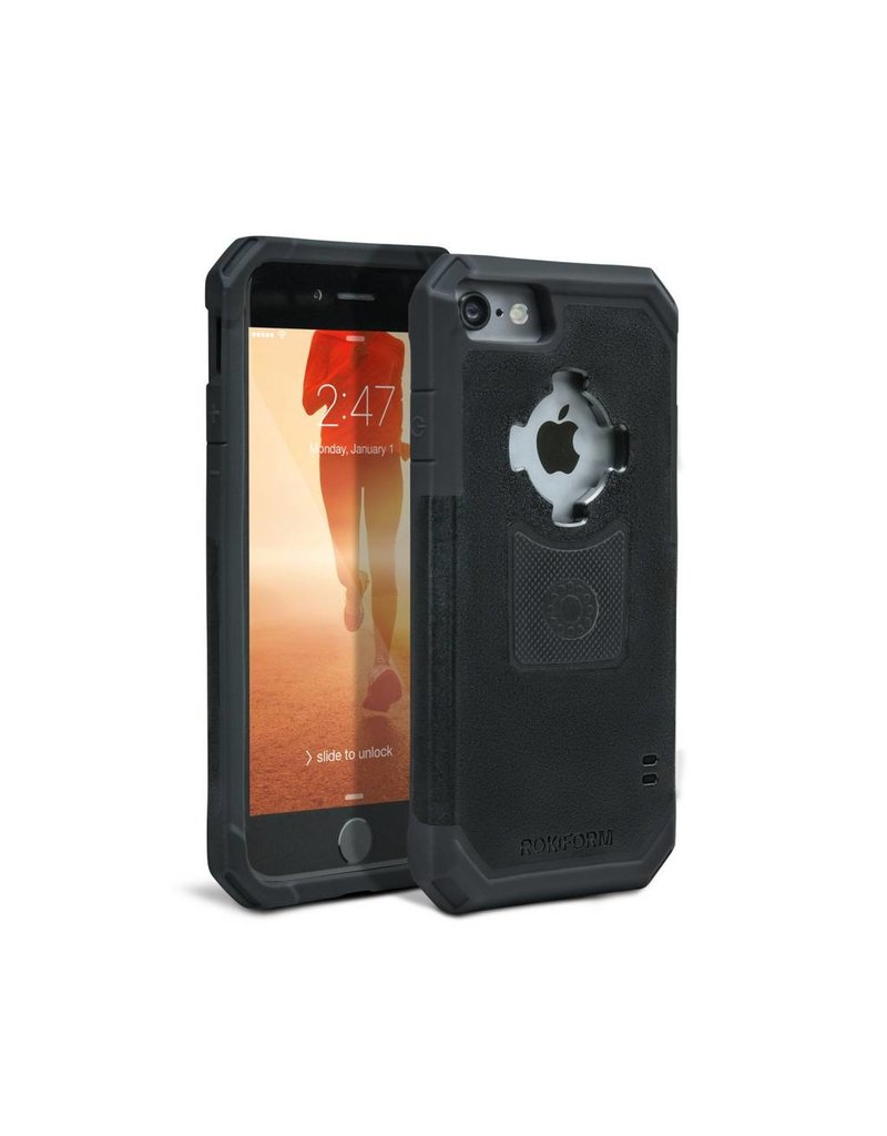 PHONE ROKFORM IPHONE 8/7 RUGGED CASE BLK