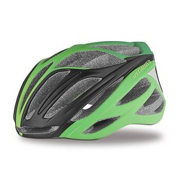 Specialized HELMET SPEC ASPIRE MD CALI FADE (GRN/BLK)