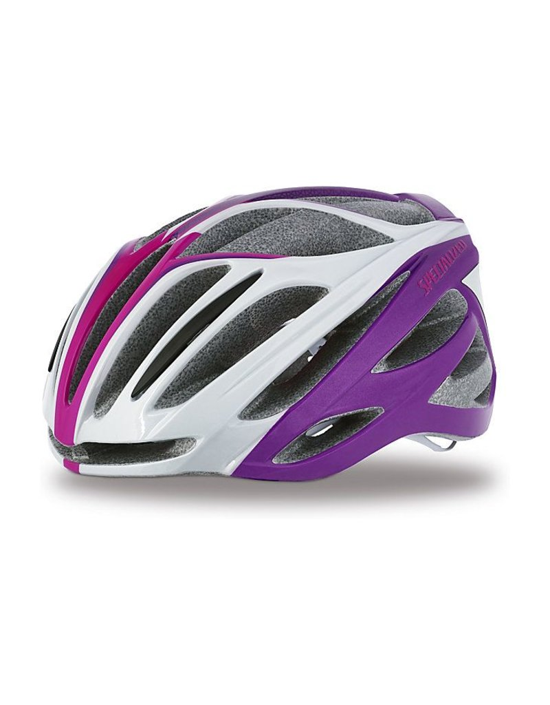 Specialized HELMET SPEC ASPIRE LG WHT/PINK
