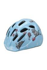HELMET SPEC SMFRY-TDLR BLUE KITTENS