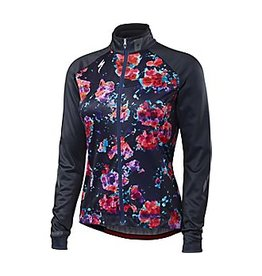 Specialized JERSEY WOM SPEC THERMINAL LS LG FLEUR