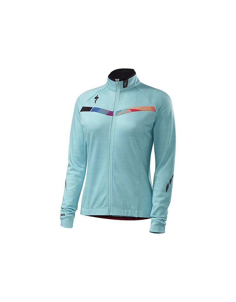 Specialized JERSEY WOM THERMINAL LS TUR/GEO MD