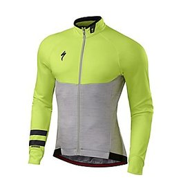 Specialized JERSEY SPEC THERMINAL LS XL GREY/YELL