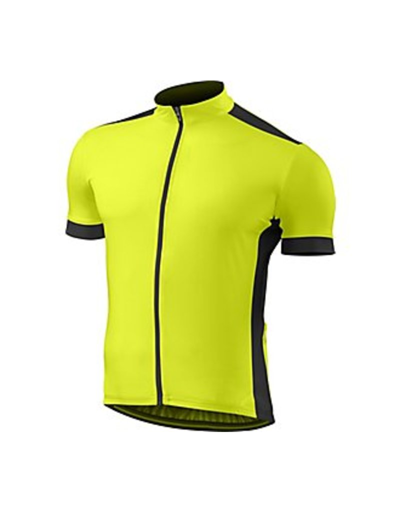 Specialized JERSEY SPEC RBX-SPORT NEON YELLOW LG