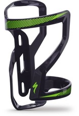 Specialized CAGE DLX SPEC ZEE RIGHT BLK/MOTO GREEN*