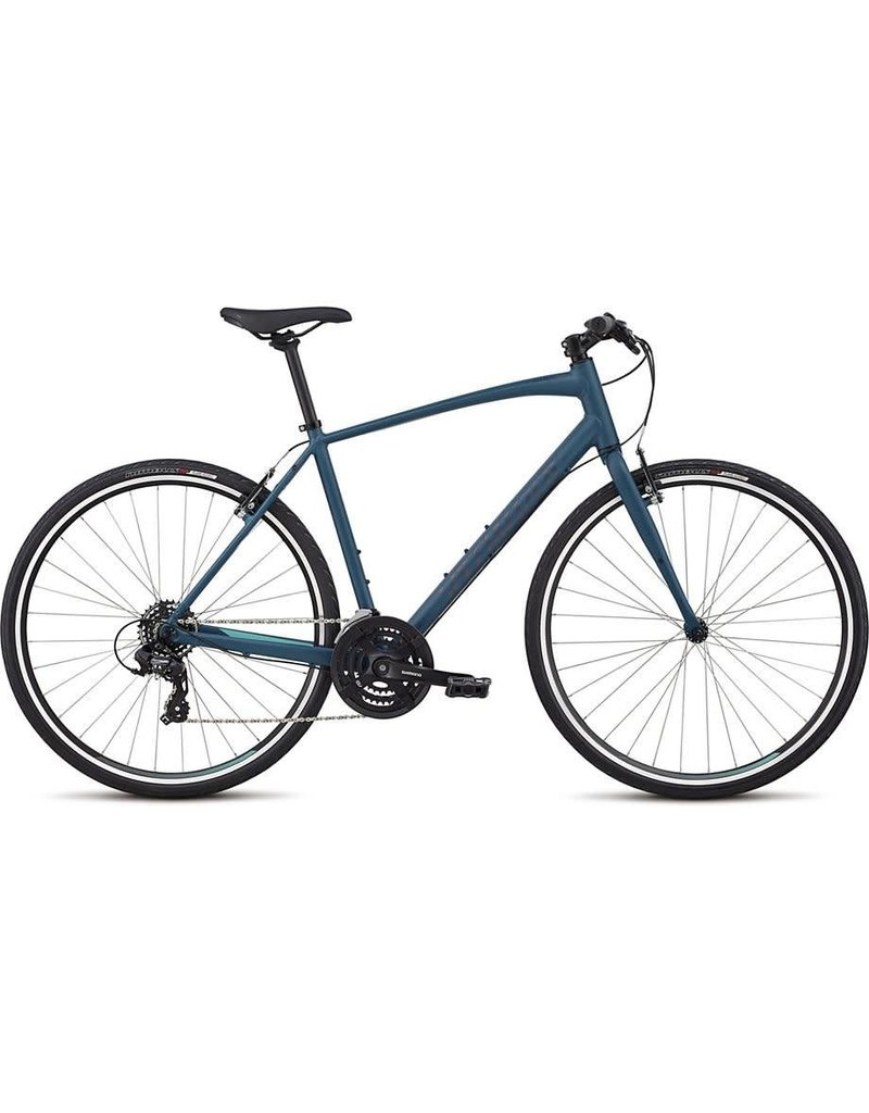 Specialized SPEC SIRRUS-V TEAL LG 2018-80918-7504