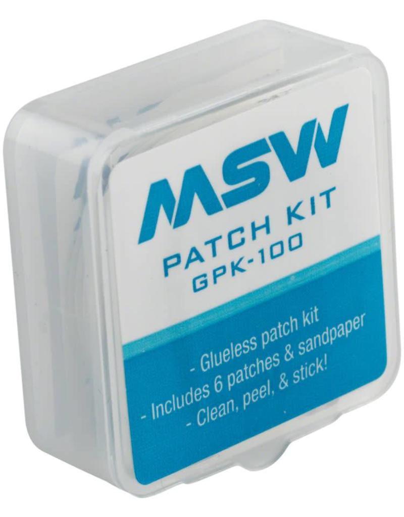 MSW PATCH KIT GLUELESS MSW GPK-100