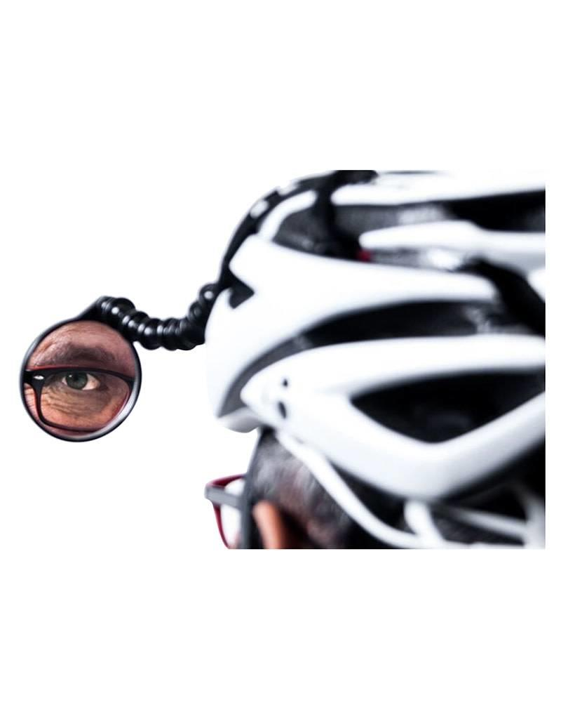 EFFICIENT VELO TOOLS MIRROR HELMET EVT SAFE ZONE