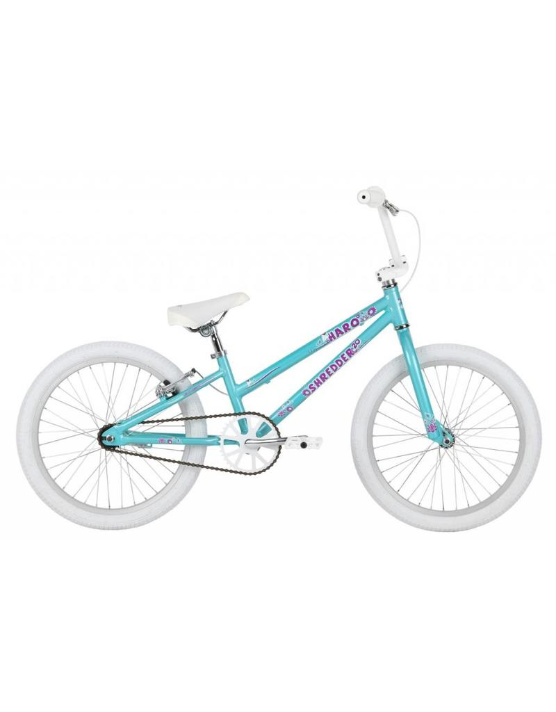 Haro HARO SHREDDER 20 GIRLS TEAL