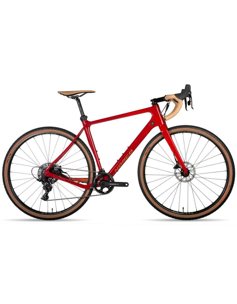 NORCO NORCO SEARCH XR C APEX 55.5 RED 2019