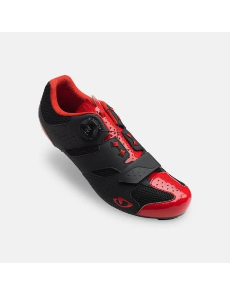 GIRO SHOE ROAD GIRO SAVIX 41 RED/BLK