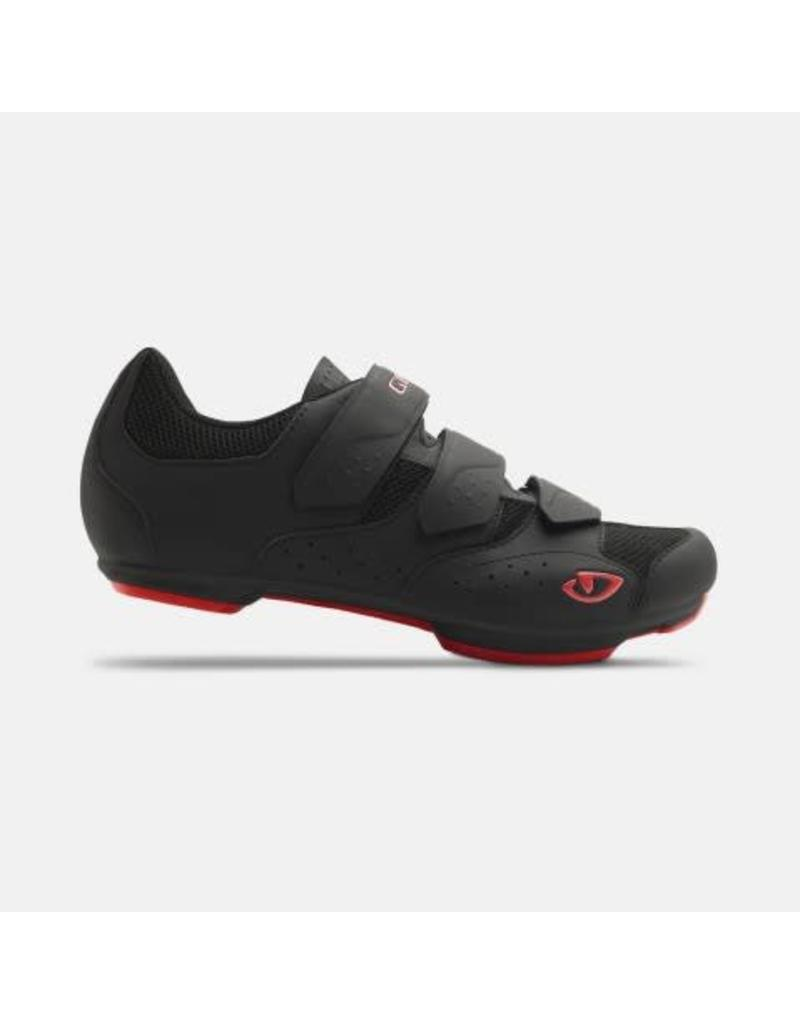 GIRO SHOE GIRO REV 44 BLK/RED
