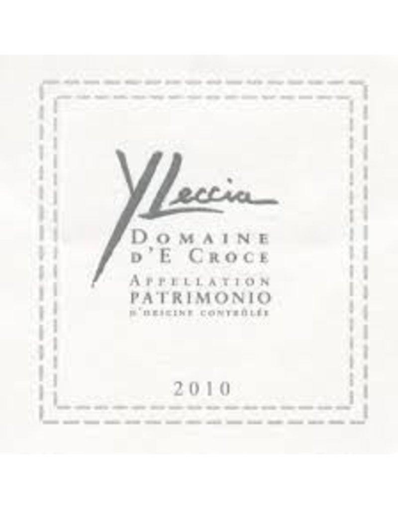 Charming Yves Leccia Domaine d'e Croce Blanc