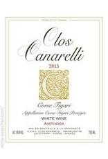 Charming Canarelli Corse Figari Blanc