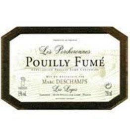 Charming Marc Deschamps Les Porcheronnes Pouilly Fume