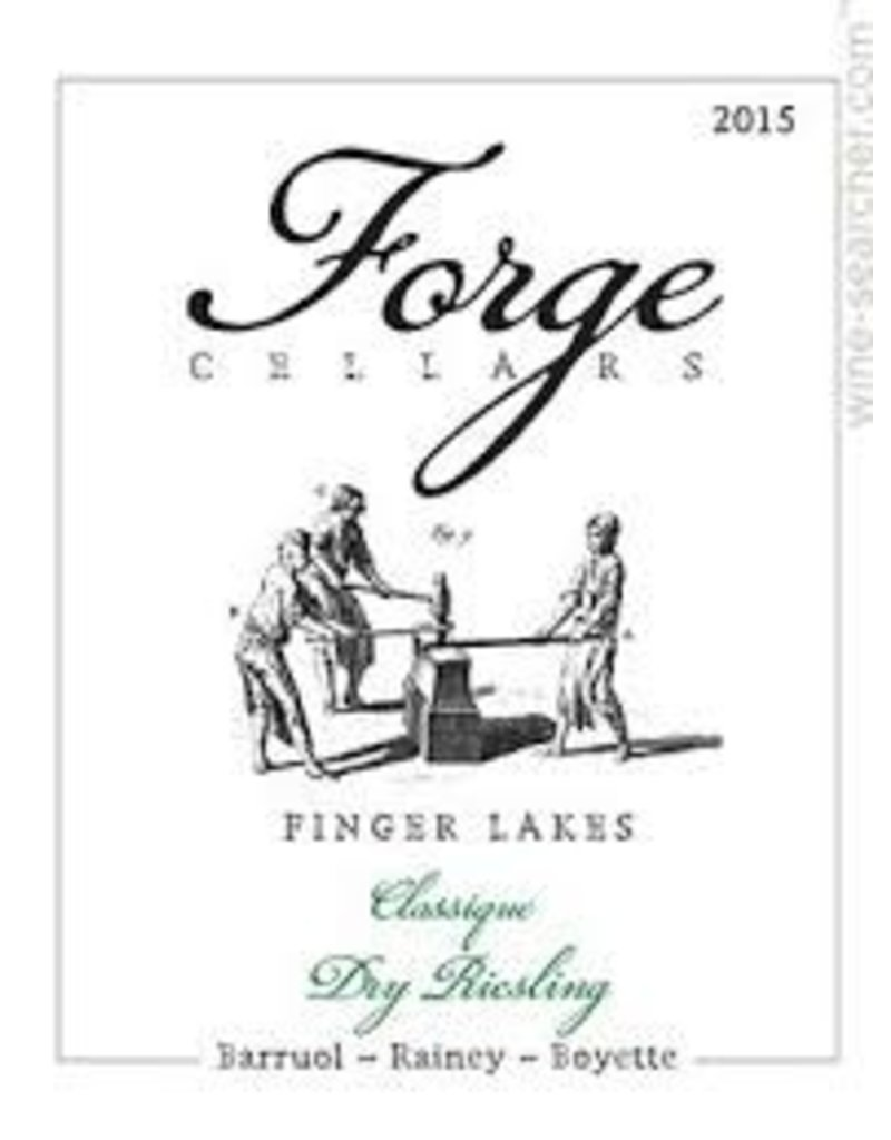 "Innocent Forge Cellars ""Classique"" Dry Riesling"