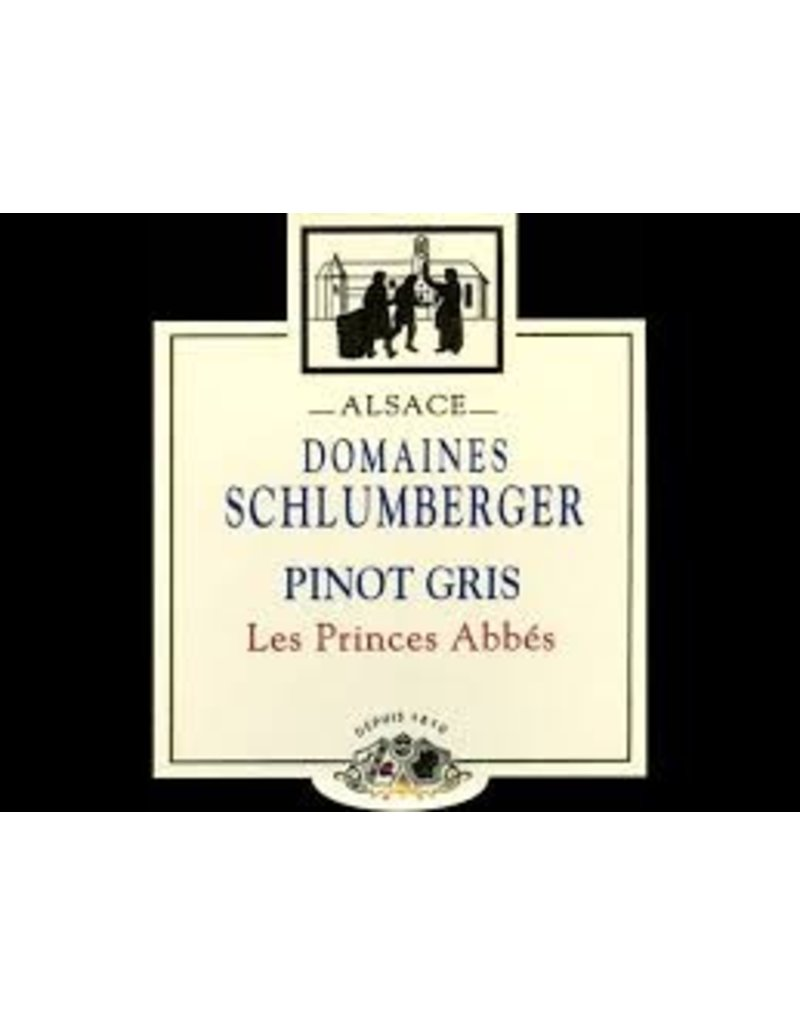 "Innocent Domaine Schlumberger ""Les Princes Abbes"" Pinot Gris"