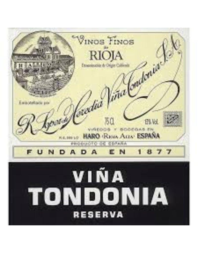 Intense Vina Tondonia Reserva, 2005