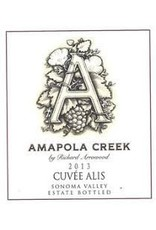 Intense Amapola Creek Estate Cabernet Sauvignon