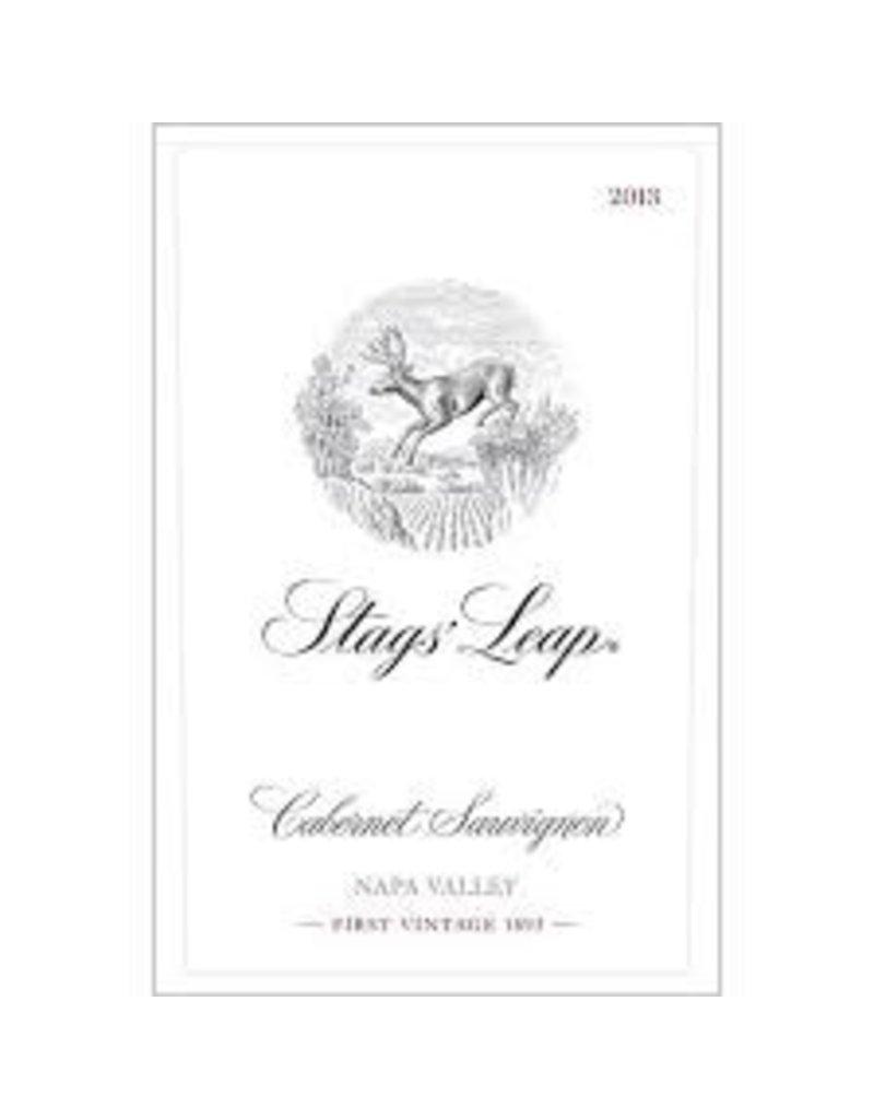 Intense Stags Leap Cabernet Sauvignon, 2013
