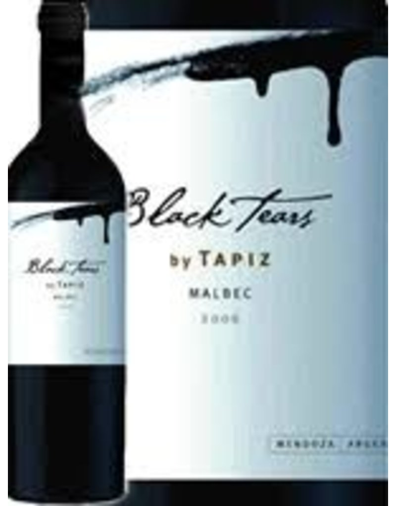 Intense Tapiz Black Tears