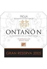 Intense Ontanon Gran Reserva, 2005
