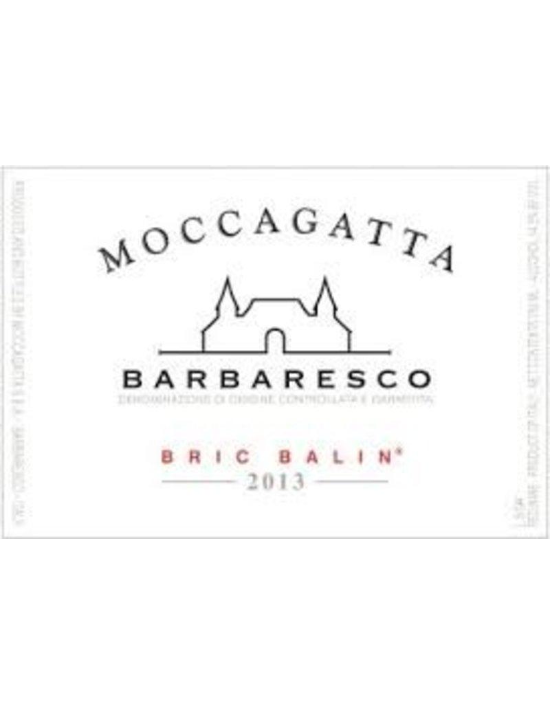 Intense Moccagatta Barbaresco Bric Balin