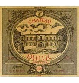 Elegant Chateau Duluc Saint Julien 2000