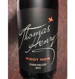 Candid Thomas Henry