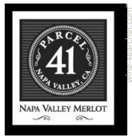 Elegant Parcel 41 Merlot