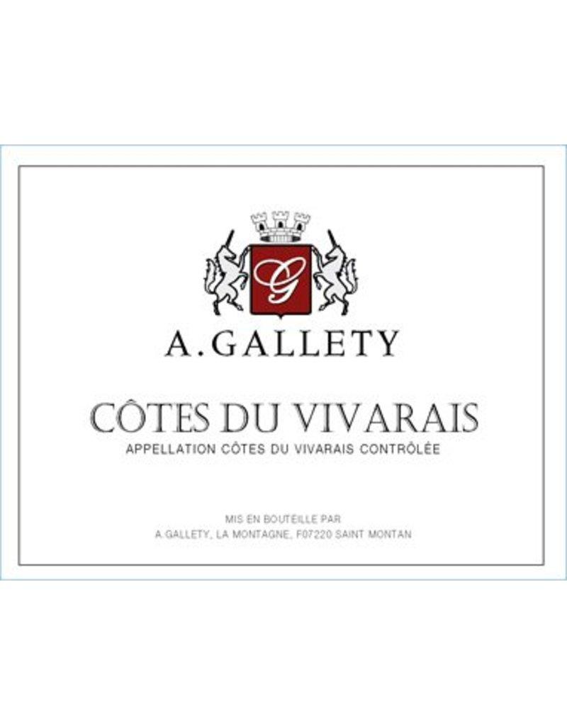 Elegant Gallety Cotes du Vivarais