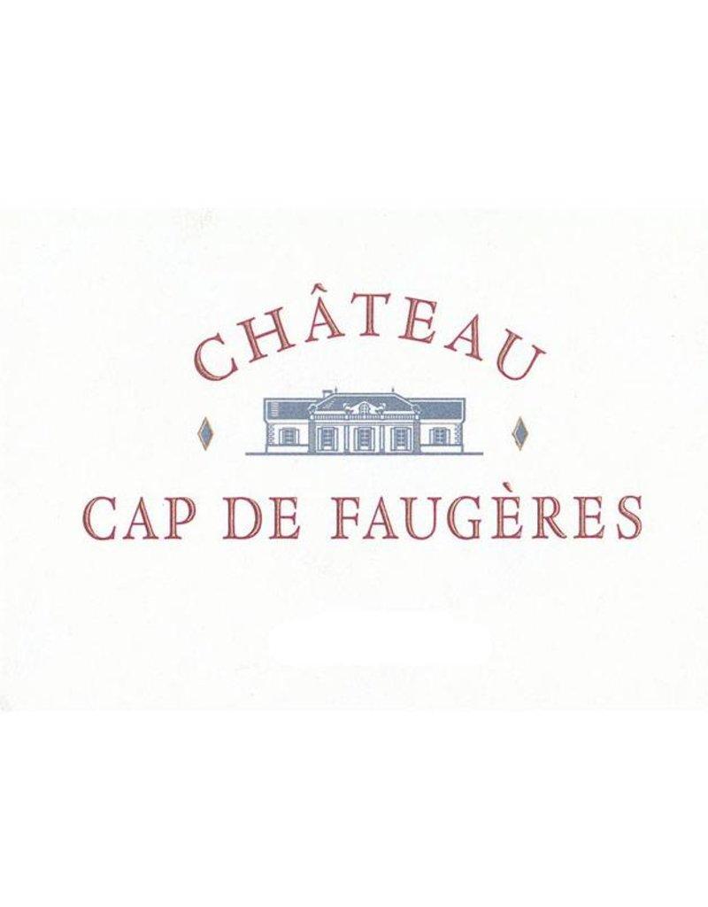 Elegant Chateau Cap De Faugeres 2010