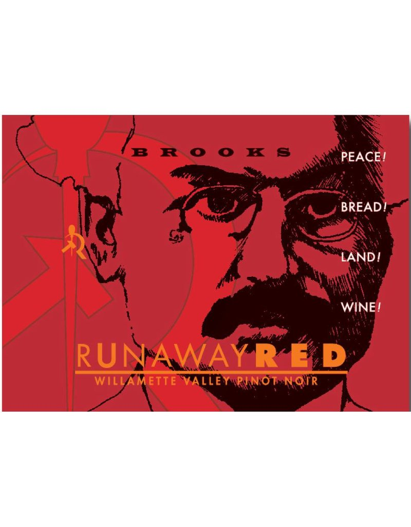 Elegant Brooks Runaway Red Pinot Noir