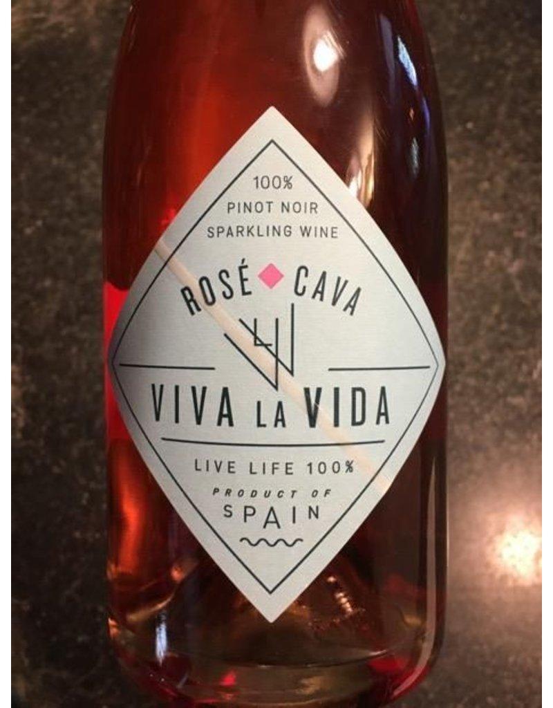 Vivacious Viva la Vida Rose Cava