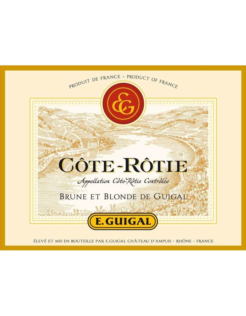 Intense E. Guigal Cote-Rotie Brune et Blonde De Guigal