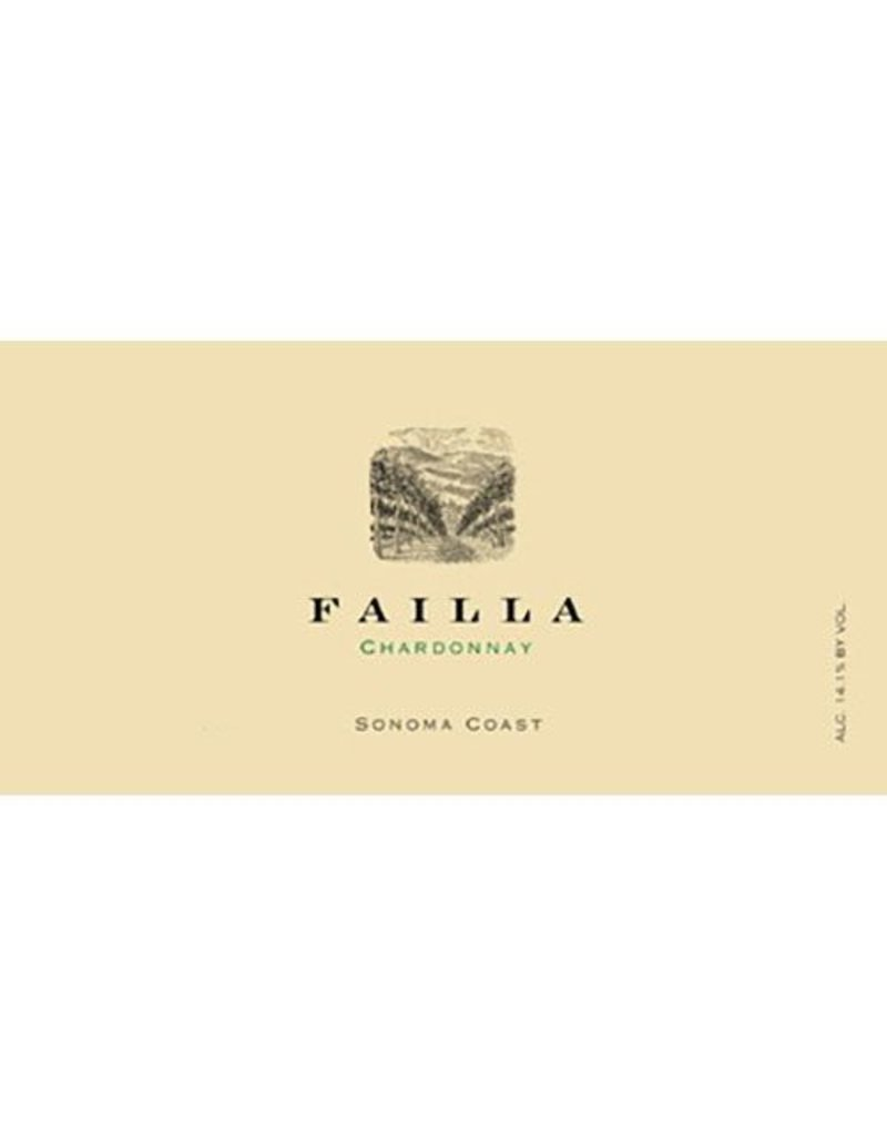 Opulent Failla Sonoma Coast Chardonnay